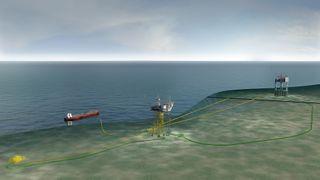 Gina Krogs lagerskip sliter med engineering og fremdrift i byggingen