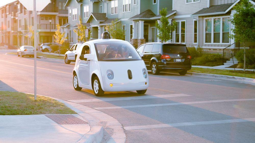 Selvkjørende biler kan gi 15 prosent mere kø, ifølge danske Vejdirektoratet.