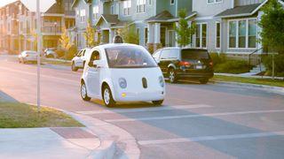 Ny rapport: Selvkjørende biler vil gi mer kø