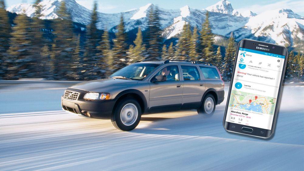 Både eldre og nye biler kan bli smartere med Telenors nye Connect-plattform som skal lanseres i løpet av året.