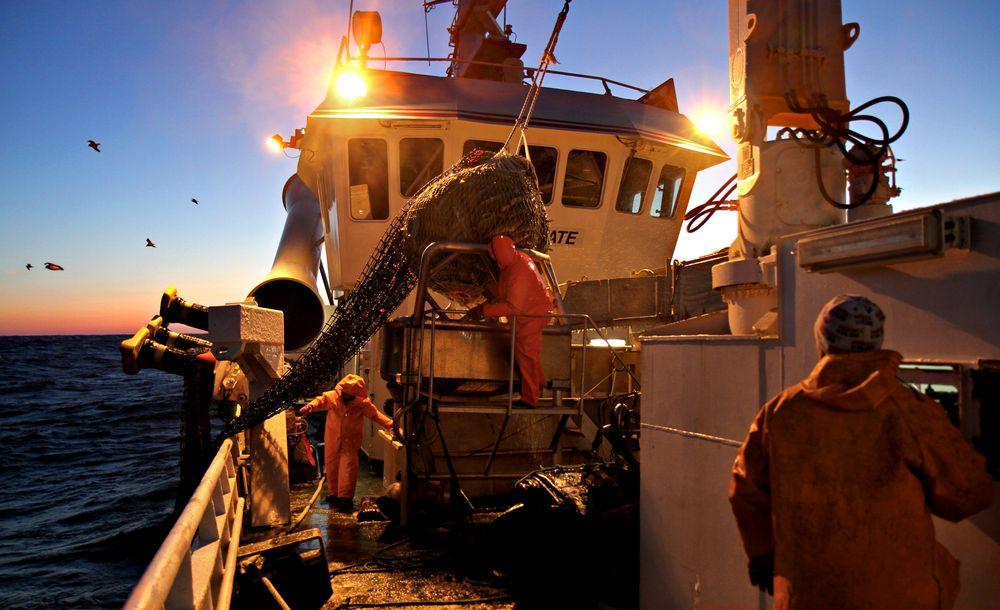 Verdiene som skapes til sjøs får store rinvirkninger andre deler i samfunnet.