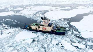Systemet skal muliggjøre kompliserte operasjoner i is og ekstremvær
