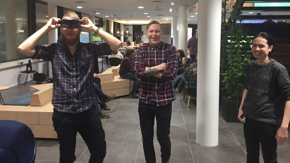 Tirsdag kveld inviterte Skanska studenter fra Westerdals på gamingkveld for å vise hva byggebransjen kan tilby av jobber tilpasset deres studieretninger.