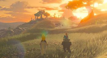 Se flere vakre og massive landskaper i ny Zelda-trailer