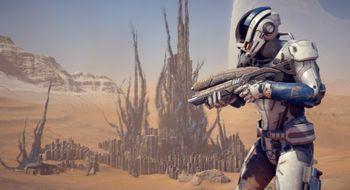 Slik fungerer profiler og favoritter i Mass Effect: Andromeda