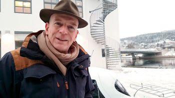Jean-Baptiste Segard er grunnlegger og direktør i EP Tender.