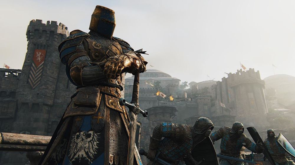 FEATURE: For Honor imponerer