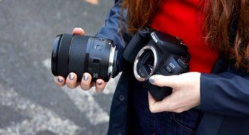 Canon slapp akkurat en drøss av nye produkter