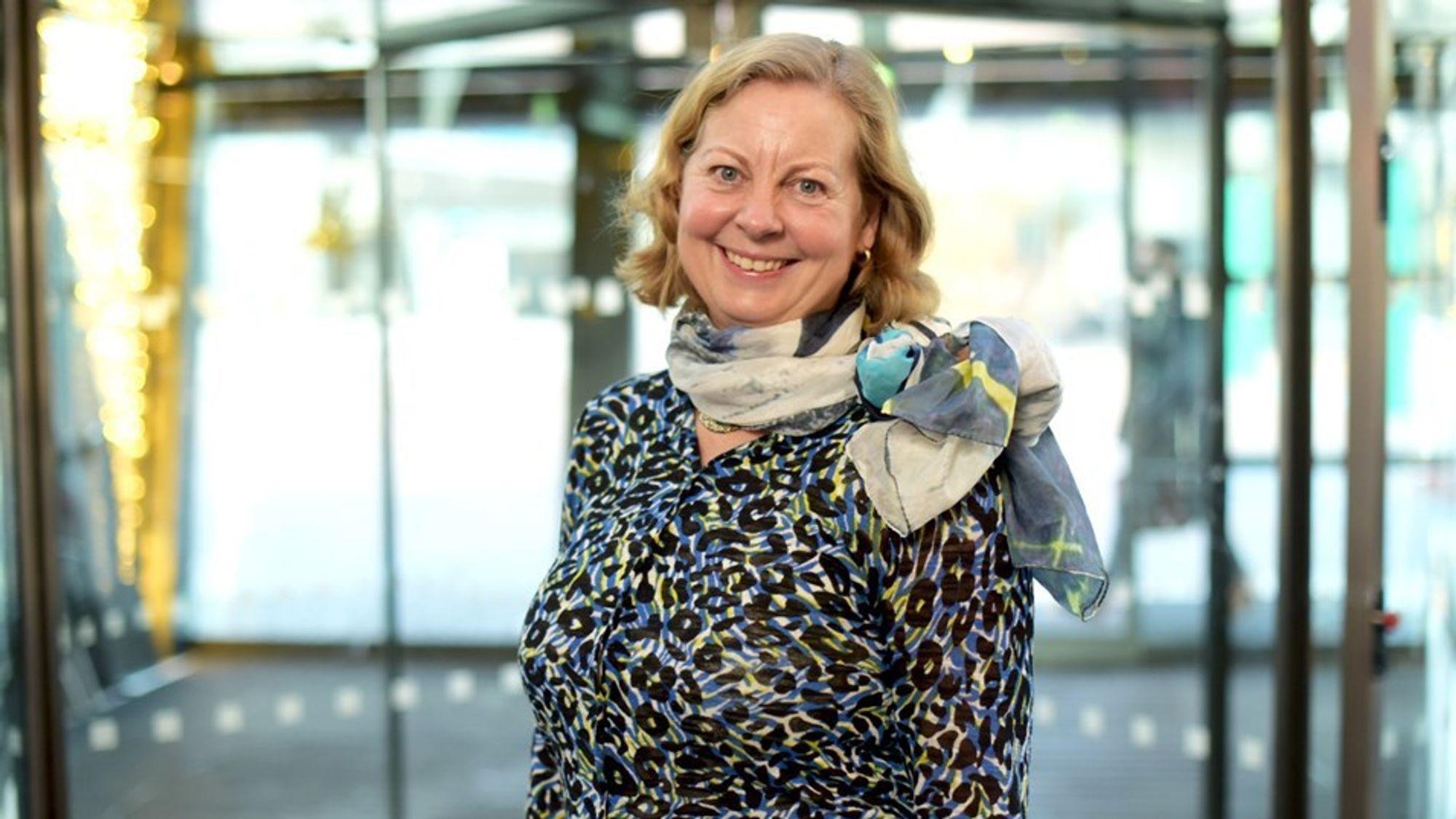 Berit Svendsen er en av Norges få kvinnelige toppledere. Nå skal hun være med på å kåre landets 50 beste teknologikvinner.