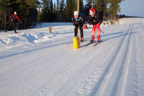 gjøre på date Ski
