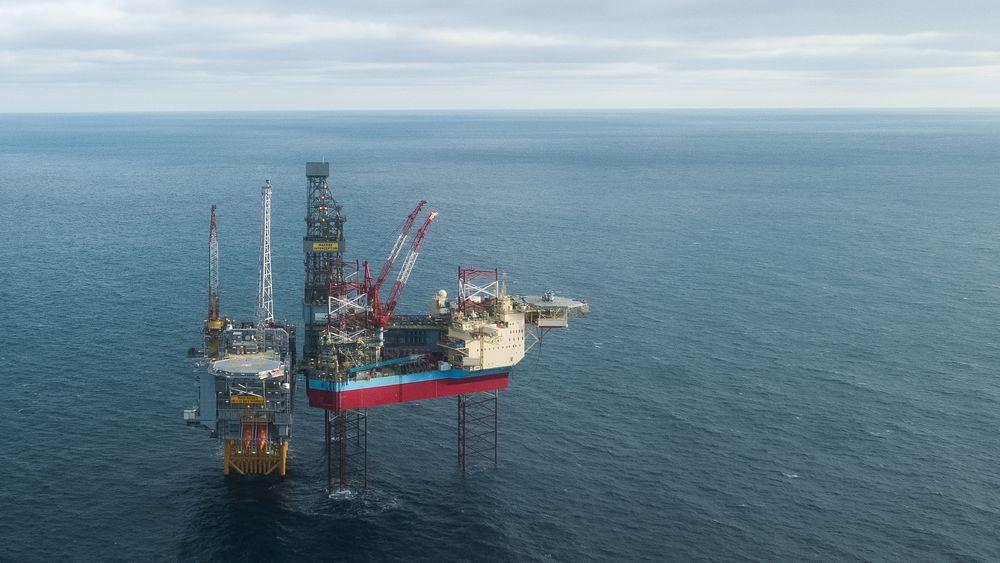 Én person er bekreftet omkommet etter å ha falt i sjøen i en ulykke på Maersk Interceptor på Tambar-feltet i Nordsjøen.