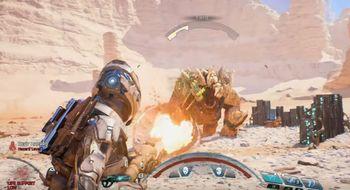 Slik blir kampsystemet i Mass Effect: Andromeda