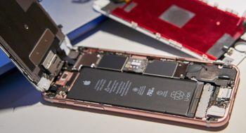 Reparasjon av iPhone 6S Det gikk skikkelig galt da vi reparerte en iPhone 6S