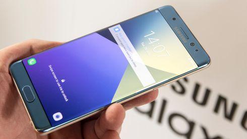 Eksplosjonsmobilen Galaxy Note 7 kommer tilbake på markedet, men neppe i Norge