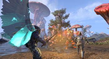 Slik blir det å besøke Morrowind i The Elder Scrolls Online