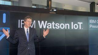 Slik skal IBM Watson erobre tingenes internett