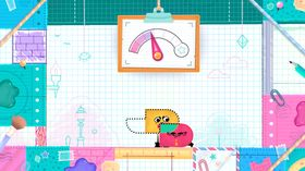 Snipperclips: Cut It Out Together! er et nytt hjernetrimspill fra Nintendo.