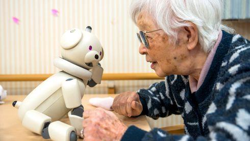 Yuriko Tanaka (90): – Det høres dumt ut, men jeg har faktisk lært meg å sette pris på selskapet