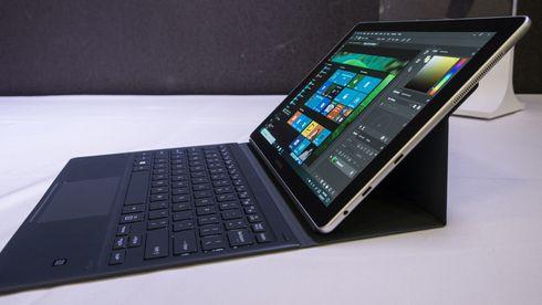 Glem Surface Pro og iPad Pro – dette kan bli den nye kongen på haugen