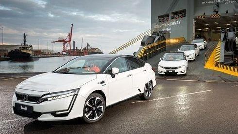 Honda velger 2010-rekkevidde på sin neste elbil