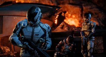 Flerspillerbetaen for Mass Effect: Andromeda er kansellert
