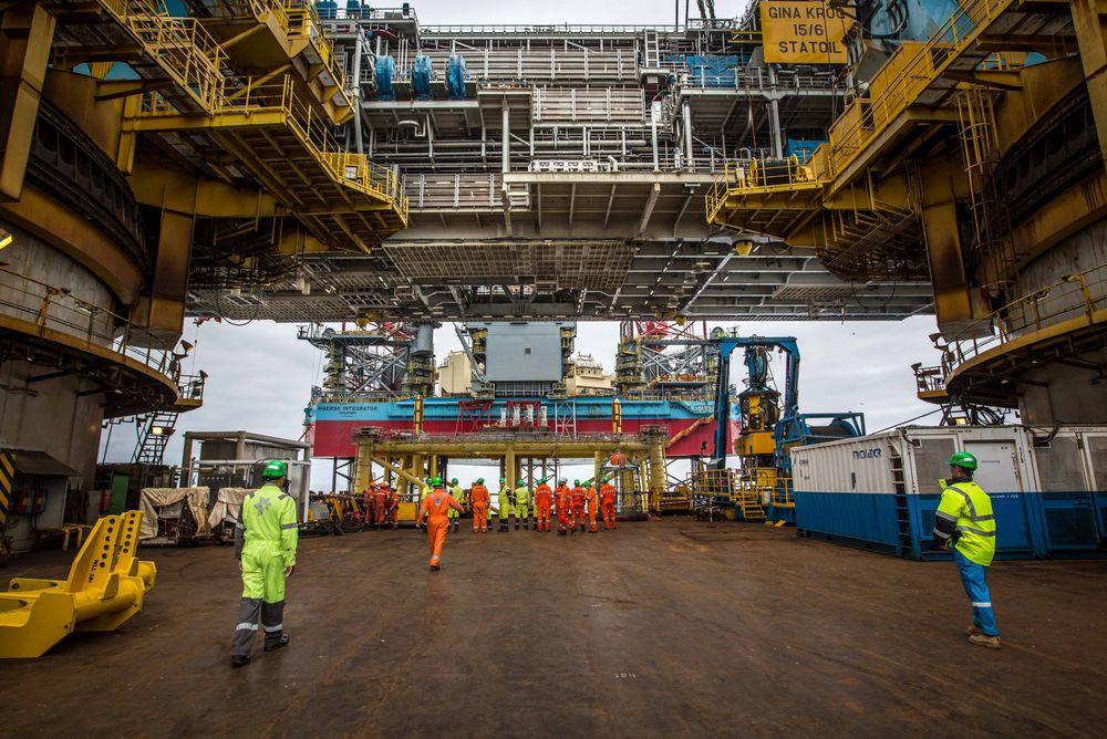 Statoil ønsket at 200 arbeidere på Gina Krog skal jobbe nattarbeid. Først avslo Ptil søknaden. Nå har Arbeids- og sosialdepartementet gitt Statoil medhold i klagen.