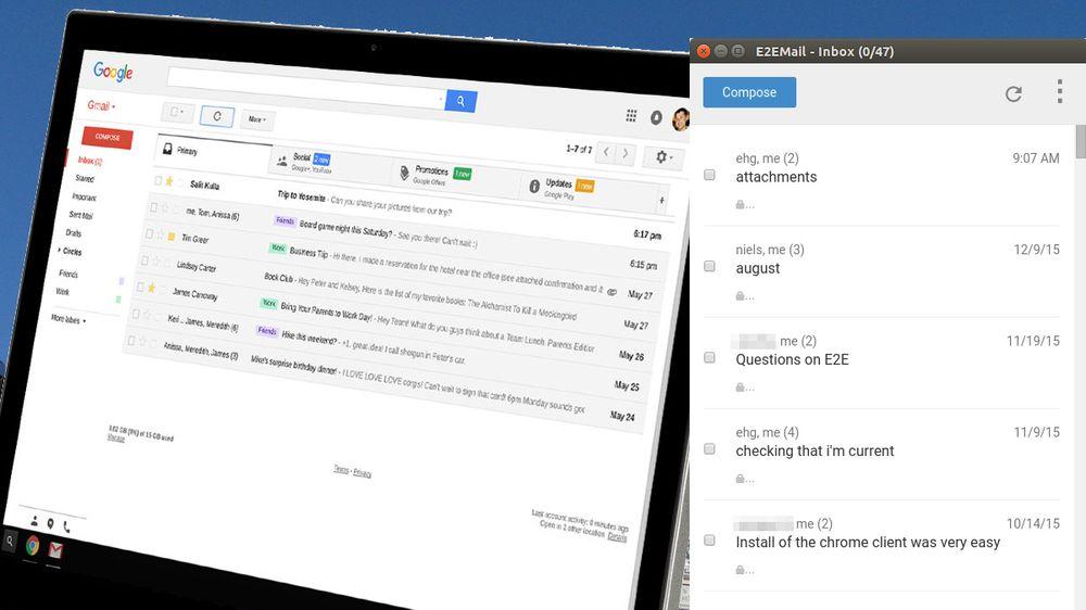 Hvor gjøre jeg feste opp meg Chrome