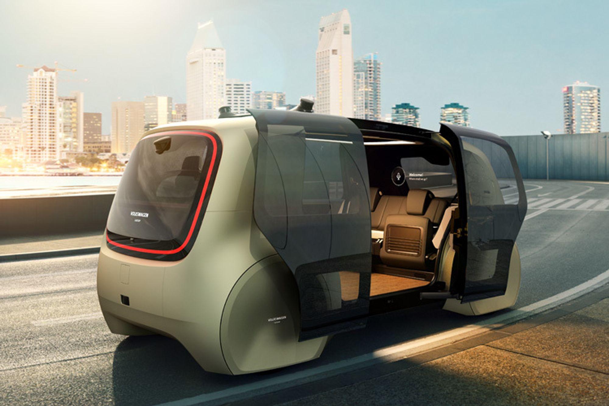 Når selvkjørende transporttjenester blir tilgjengelig, er mange interessert i å velge dette fremfor å eie egen bil.