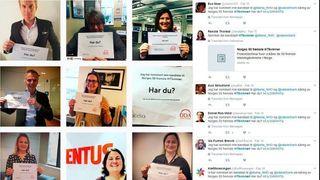 «I dag kåres Norges 50 fremste teknologi-kvinner. Tullete, mener noen. Viktig, mener vi»