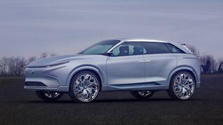 Hyundai garanterer rekordrekkevidde i sin nye hydrogenbil