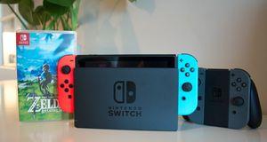 Anmeldelse: Test av Nintendo Switch