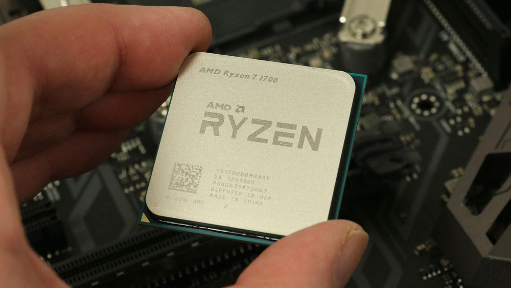 TEST: AMD Ryzen 7 1700
