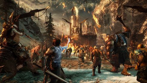Bygg din egen orkehær i Middle-earth: Shadow of War