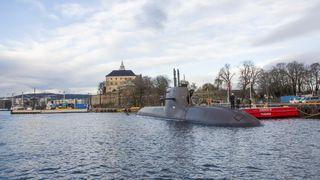 Tysklands mest avanserte ubåt skal ha base i Bergen helt fram til sommeren