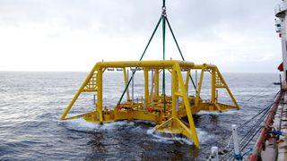 Søker om betydelig utslipp: Hvis Statoil oppdager hydrogensulfid på Vigdis vil de åpne dumpeventilen