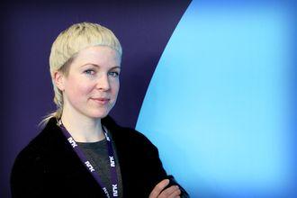 Fungerende NRK P3-sjef Ingjerd Østrem Omland.