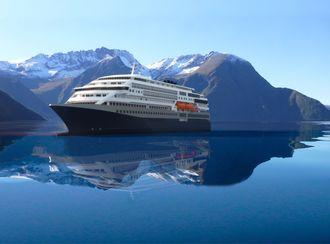 Atlant - konsept for nye kystruteskip.