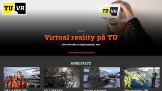 VR-satsinga på TU.