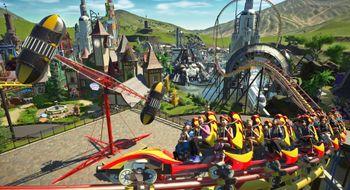 Planet Coaster-oppdatering introduserer flere attraksjoner og kriminalitet