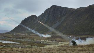 Nok en Russland-nabo ruster opp med norsk luftvern