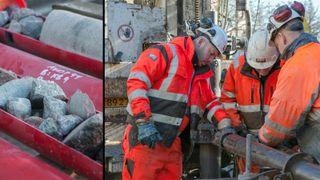 Ny metode gir svar på hvor vanskelig det blir å bygge jernbanetunnel i svært krevende område