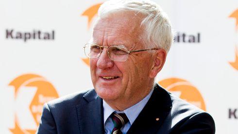 Redaktør og investor Trygve Hegnar har tjent store penger på hurtigrute og laks. Nå satser han en halv milliard kroner på hotellbransjen