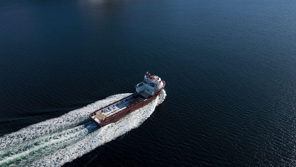 Myklebusthaug Offshores Dina Star har fått ned drivstofforbruket med likestrømsbasert diesel-elektrisk anlegg om bord (Onboard DC Grid).