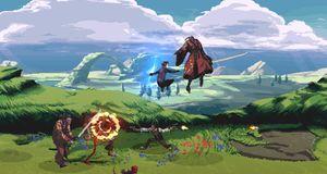 Final Fantasy XVs todimensjonale action-sidesprang er gratis