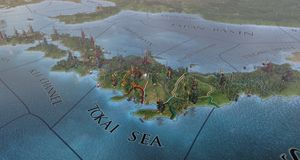 Europa Universalis IV vender nesa mot østen i ny utvidelse