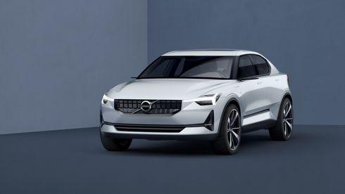 V40 kan bli den andre elbilen fra Volvo