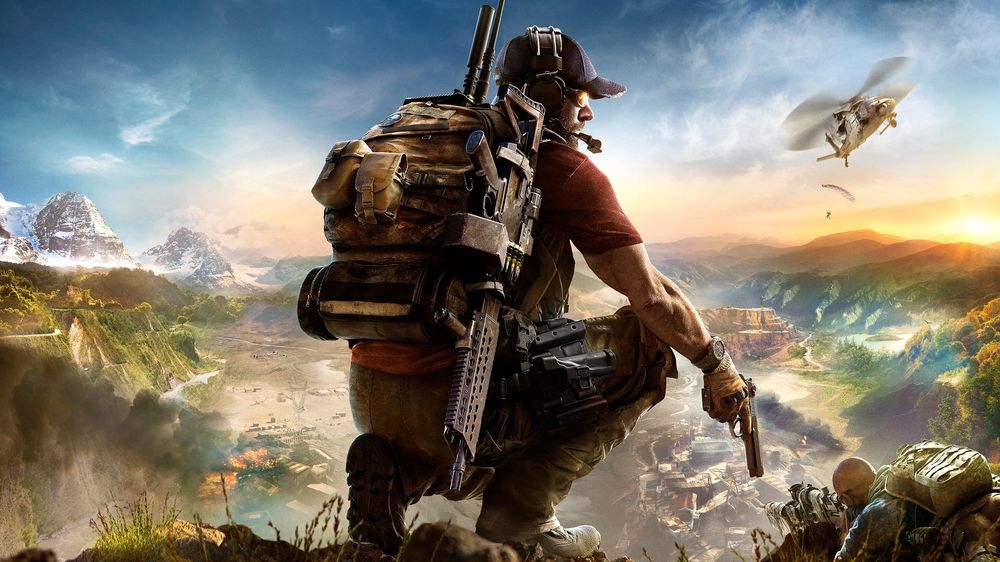 ANMELDELSE: Tom Clancy's Ghost Recon Wildlands