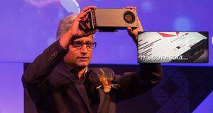 AMDs Vega RX på bilder