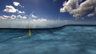 Slik har Statoil kuttet kostnadene på flytende havvind med 70 prosent