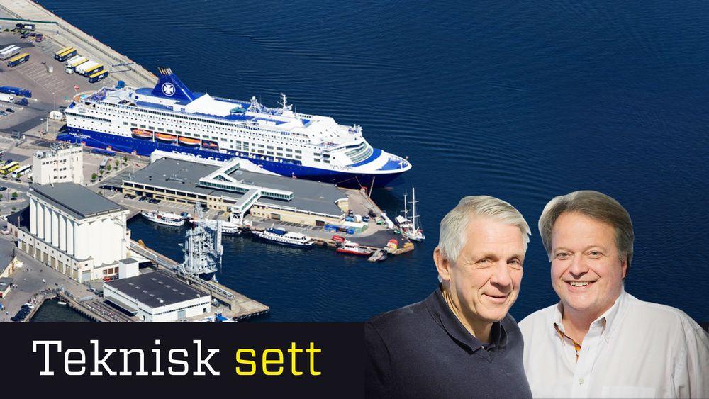 – Det er ingenting stilig med skipenes massive utslipp